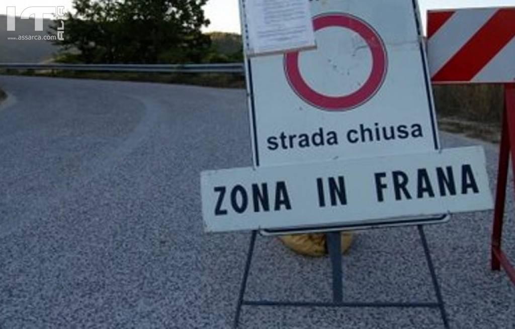 CERDA, CHIUSA PER FRANA LA STRADA STATALE 120: TRAFFICO DEVI...