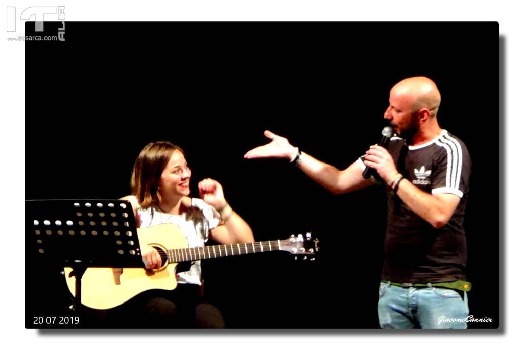 """Dario canta """"Dalla"""""""