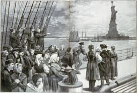 Tra la fine dell'Ottocento e l'inizio del Novecento molti italiani fur