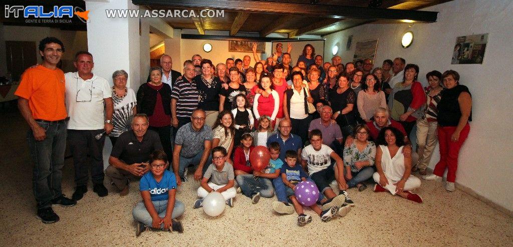 Successo per la terza edizione della Giornata dell'Emigrante aliese