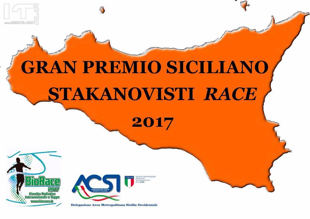 Podismo: Al via la seconda edizione del  Gran Premio Siciliano Stakanovisti Race