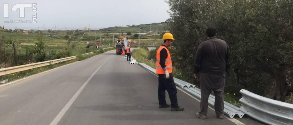 Traffico bloccato sulla SS 113 a Termini Imerese: Anas al lavoro per rimuovere fango dalla carreggiata