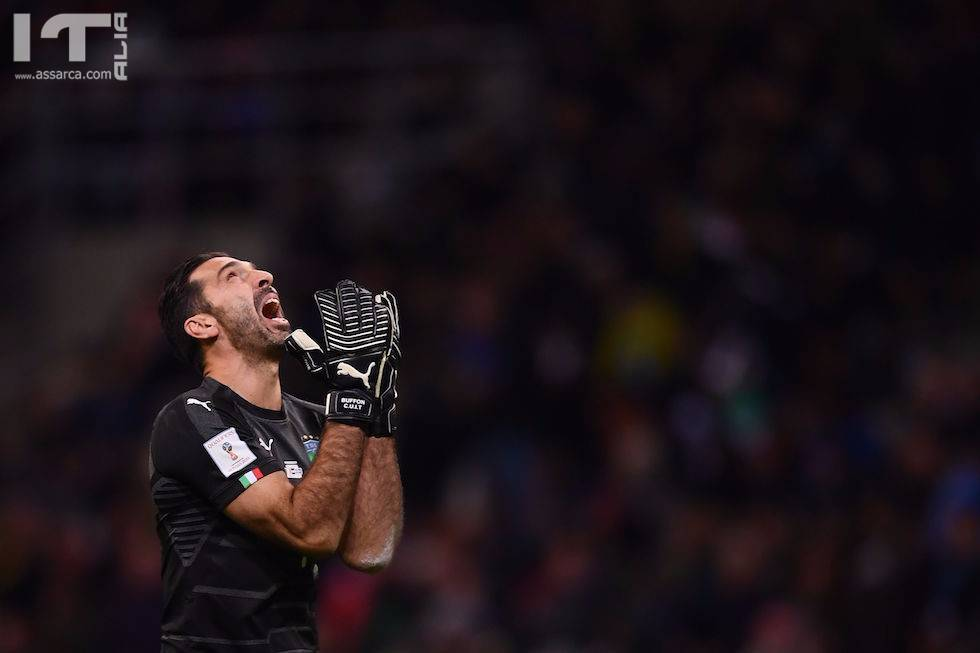 Gigi Buffon : Grande Campione , Grande Uomo !