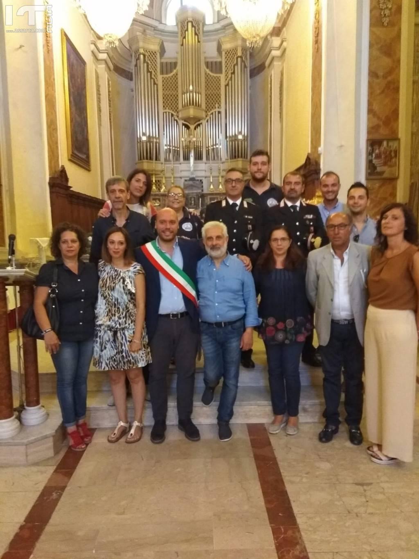 "Lercara Friddi si ferma per le vittime del ponte ""Morandi"""
