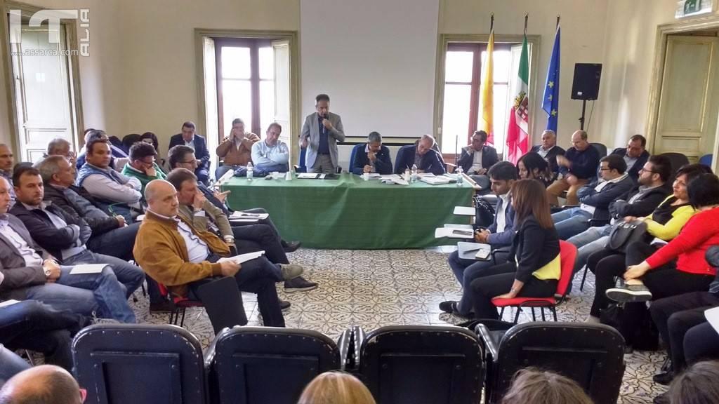 VIABILITA' NELLE MADONIE AL COLLASSO  CHIESTO AL PRESIDENTE DELLA REGIONE NELLO MUSUMECI UN INCONTRO URGENTE.