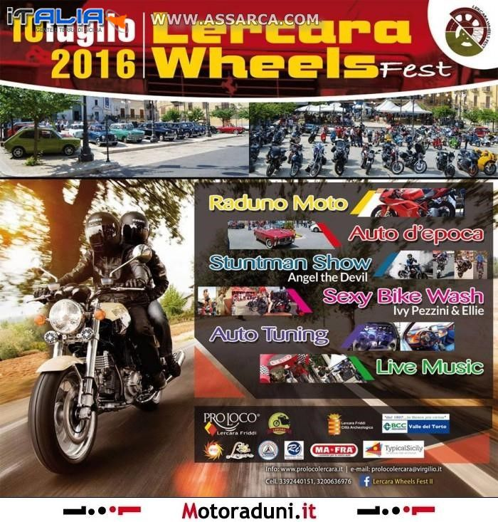 LERCARA WHEELS FEST 2016