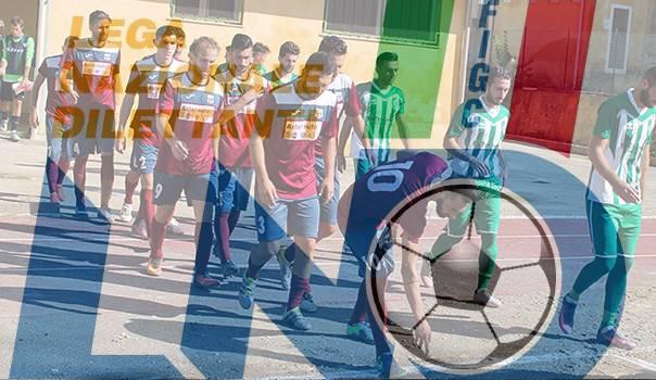 Calcio Sicilia LND/CRS : Eccellenza A – Promozione A – 1^ Categoria B – 2^ Categoria G,