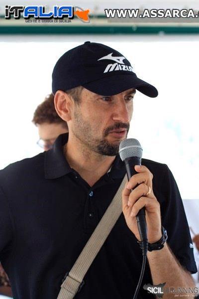 Mimmo Piombo nominato  Giudice Nazionale ACSI settore Atletica Leggera