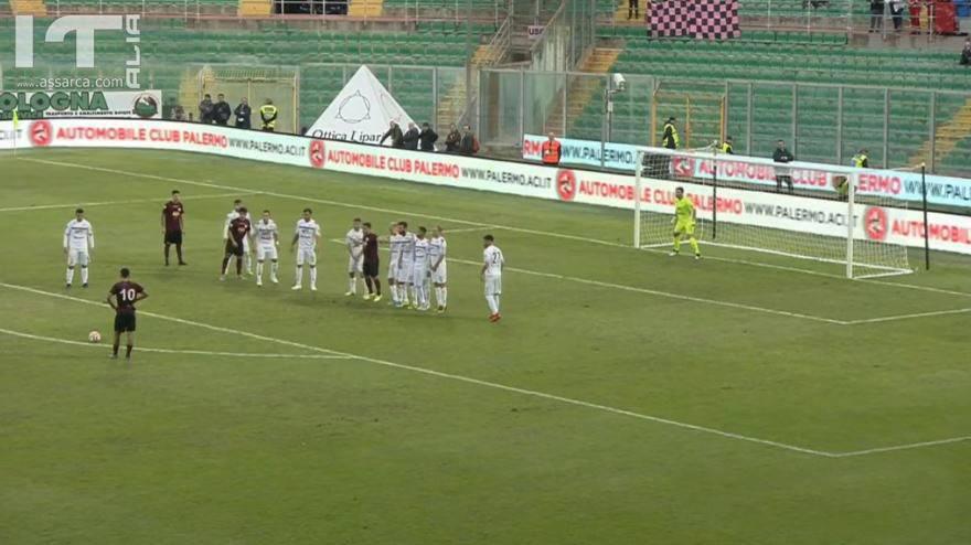 """Seconda sconfitta casalinga per il Palermo - L`Acireale vince al """"R.Barbera""""  - Savoia:  - 5 dalla capolista"""