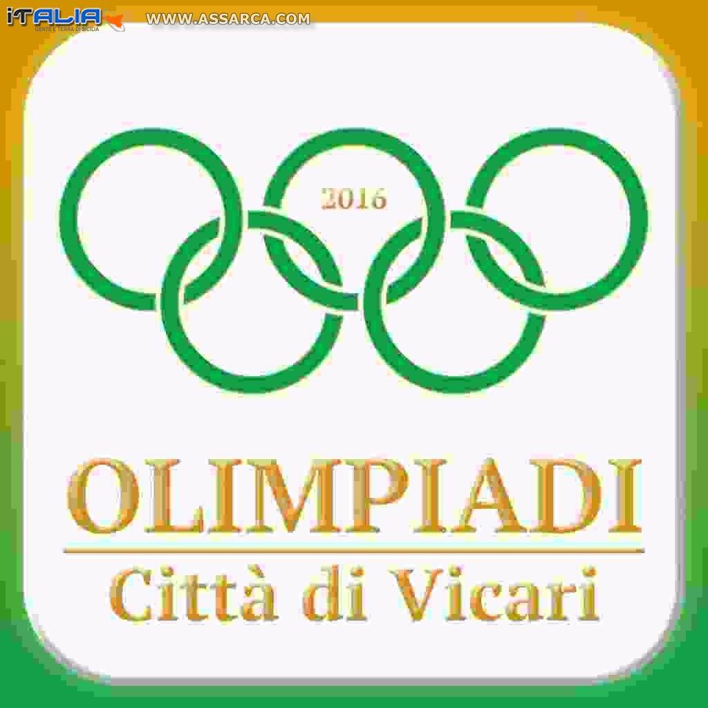 OLIMPIADI DI VICARI DIRETTA STREAMING