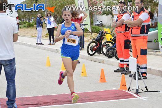 Podismo: Alla  V° Corsa Zero Barriere Biorace,  vittorie di Michele Geraci e M. Grazia Bilello