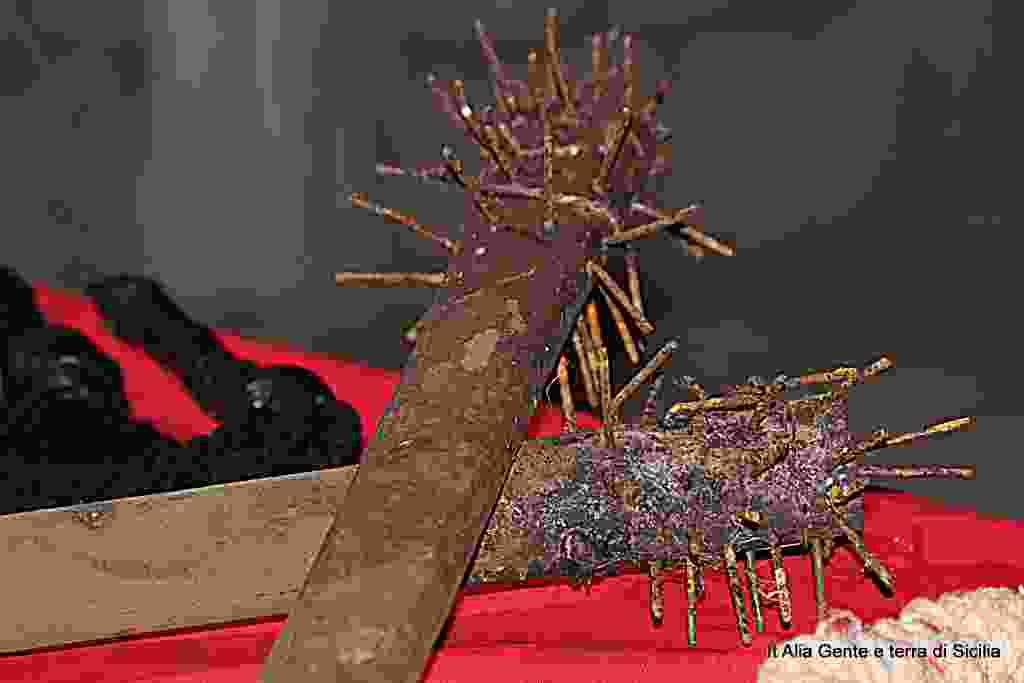 XXXVIII Edizione Della Via Crucis Vivente a Roccapalumba ( 2^ Parte) Roccapalumba 17 aprile 2019.