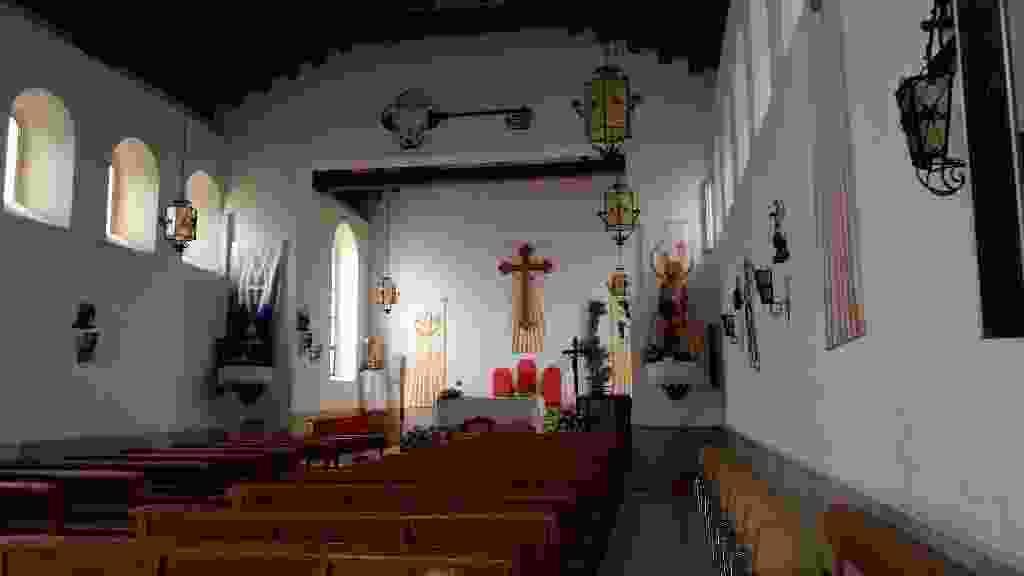 Parrocchia B.M.V. Immacolata Borgo Callea - C.da Tumarrano - Cammarata