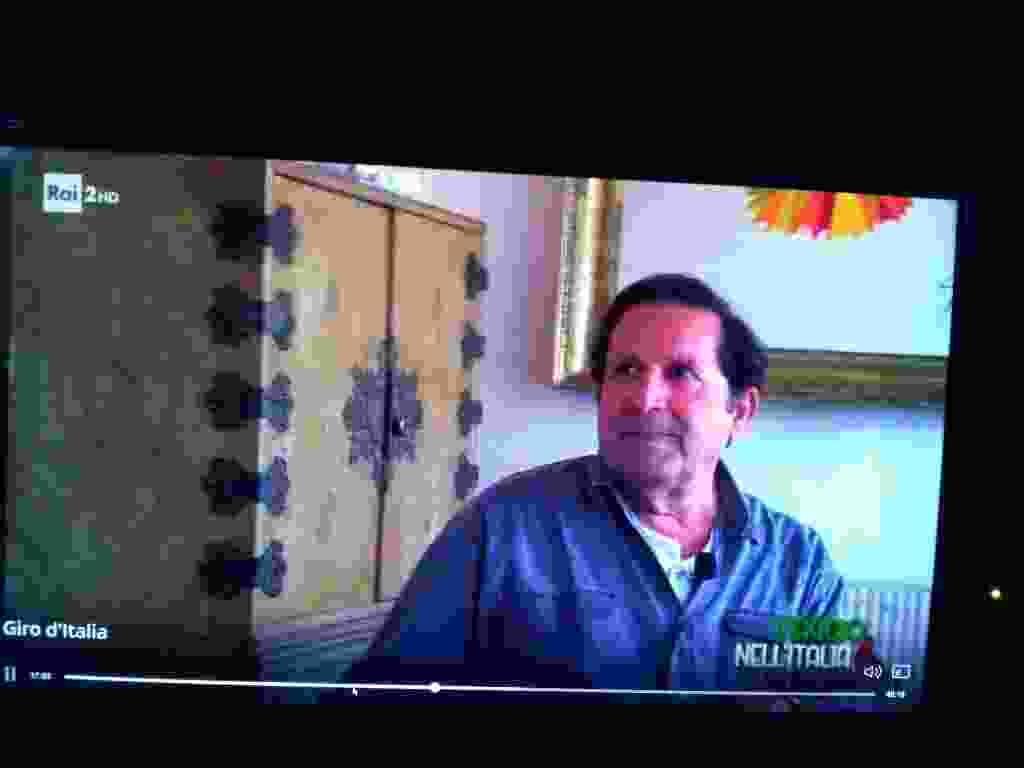 Ghumbert intervistato da Edoardo Camurri per RAI 5