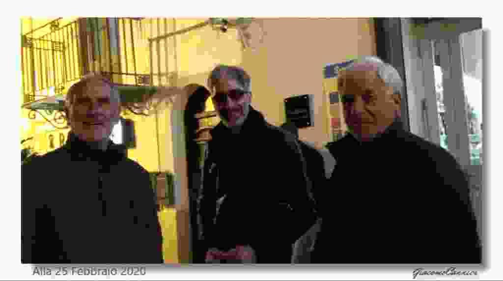 Carnevale 2020 - Alia 25 Febbraio - Immagini tratte dal video -