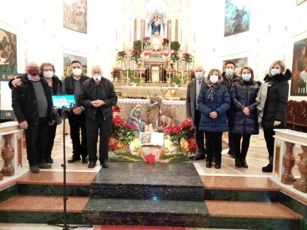 Alia (PA). Dagli States un generoso dono al Santuario dedicato alla  Madonna Delle Grazie