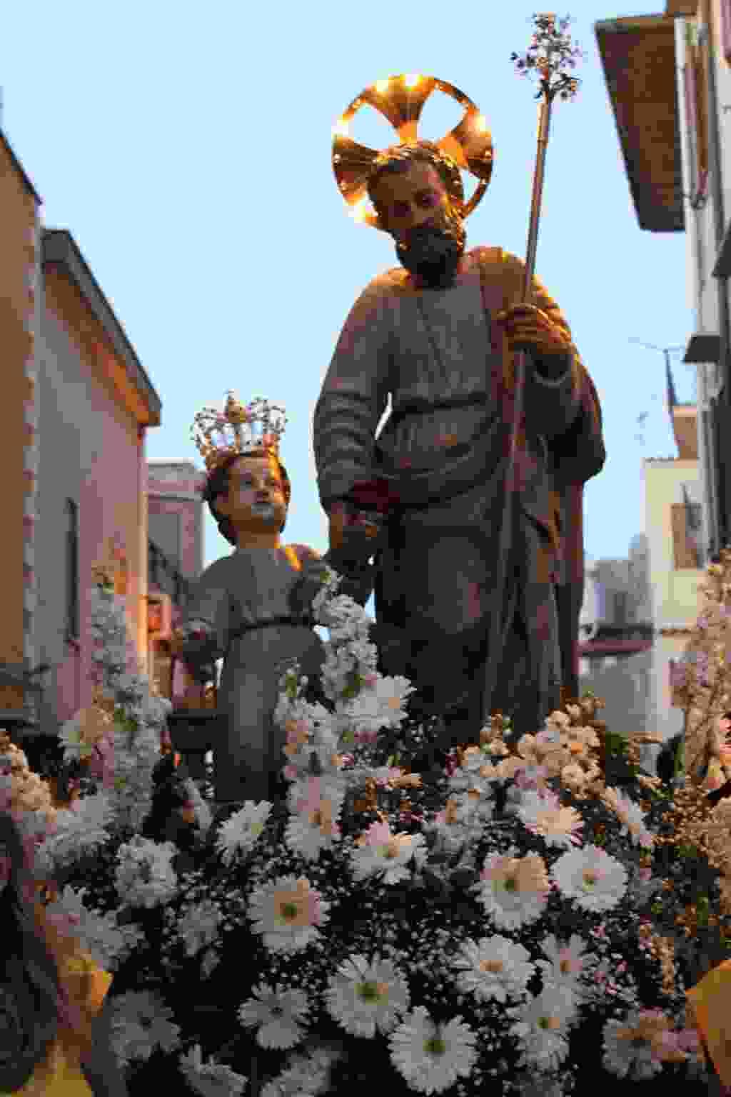 Festivit� di San Giuseppe ,anno 2013.