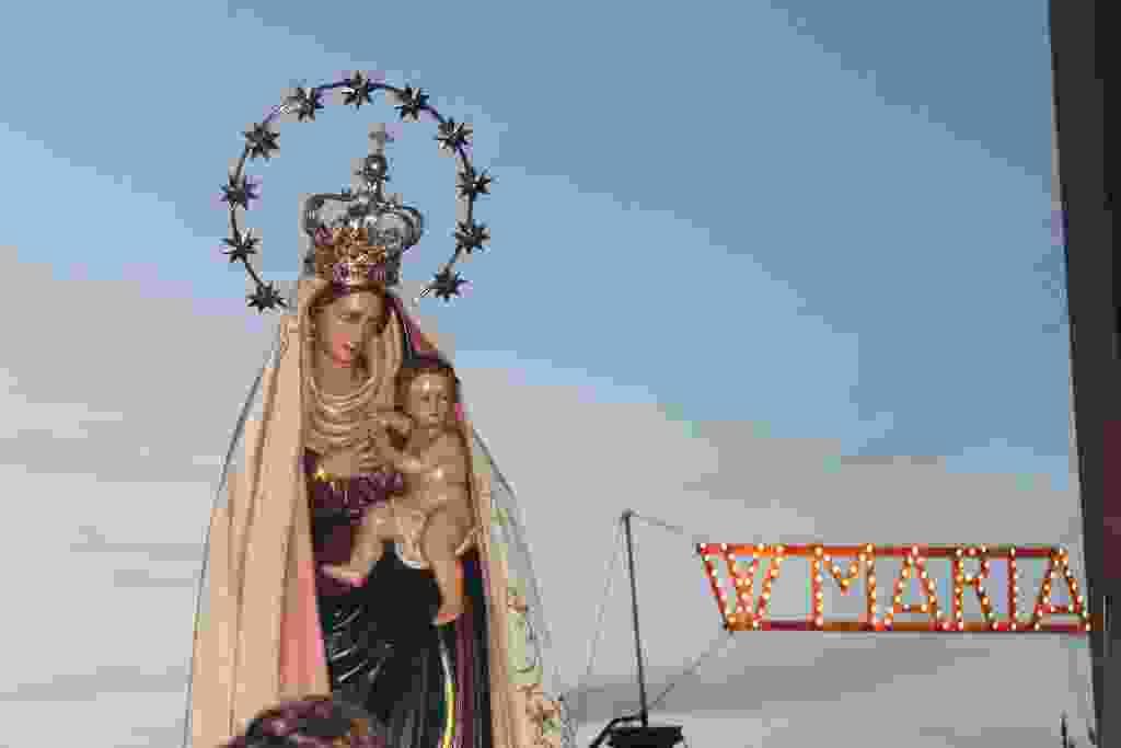 Processione Madonna otto settembre
