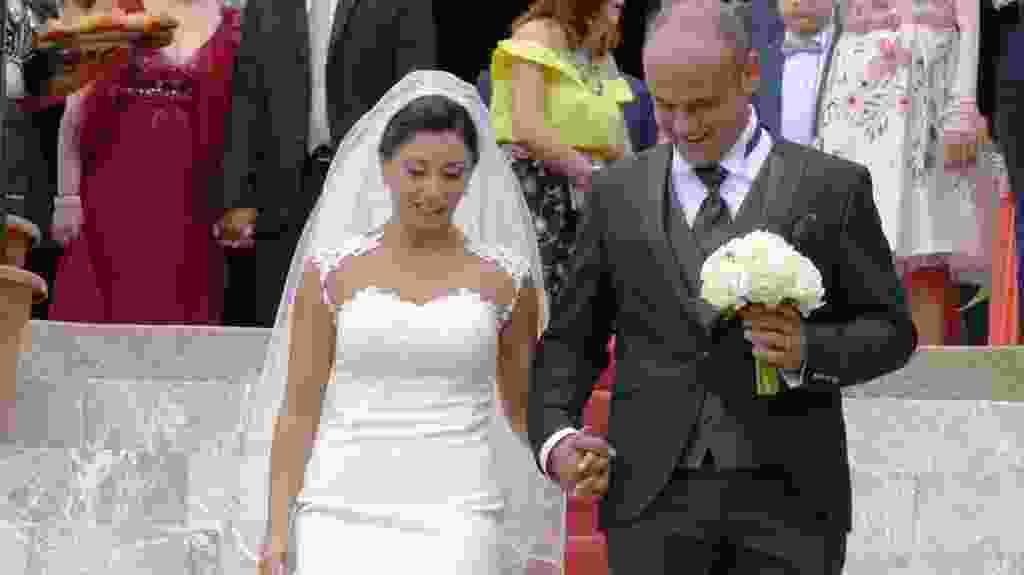 Le nozze di Gisella Cal� & Davide Chimento - Santuario Madonna delle Grazie Alia 13 Settembre 2018