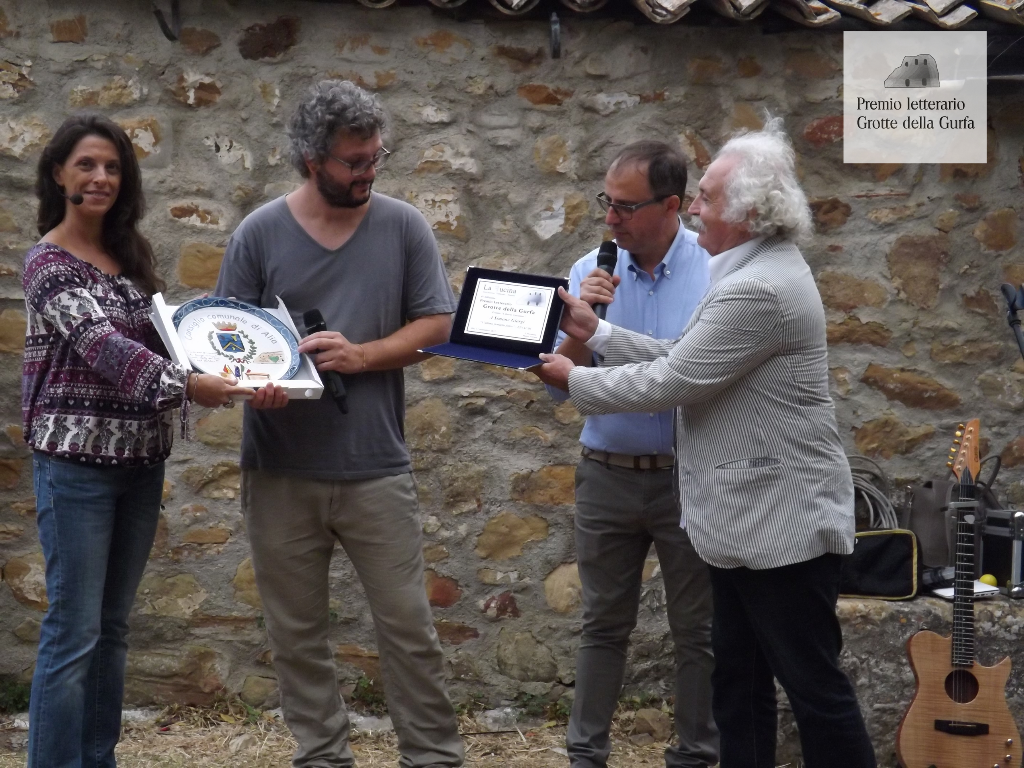 Consegna del Premio letterario Grotte della Gurfa -- Sesta edizione