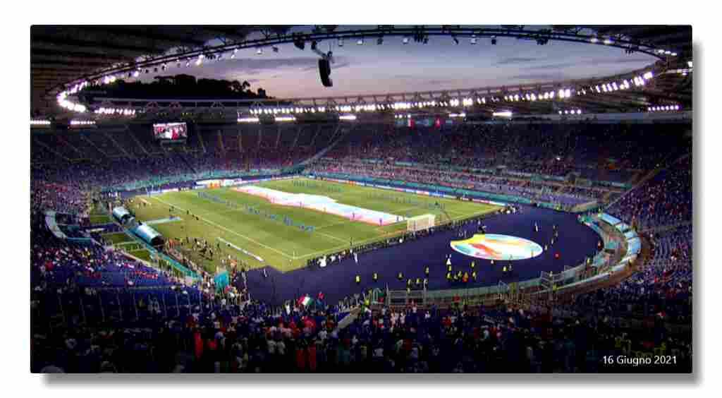 Europei 2021 - Ottavi di finale