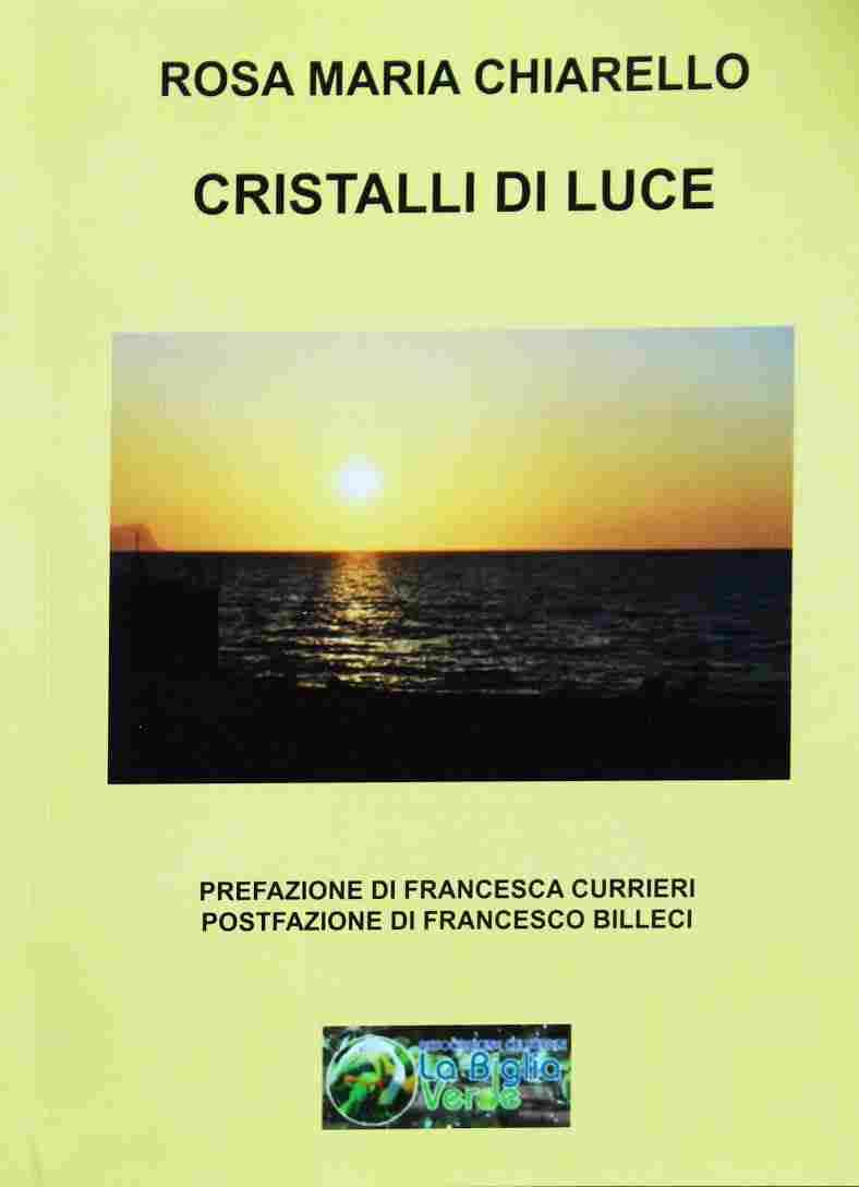 Estasi Poesia selezionata, scelta e pubblicata nel volume