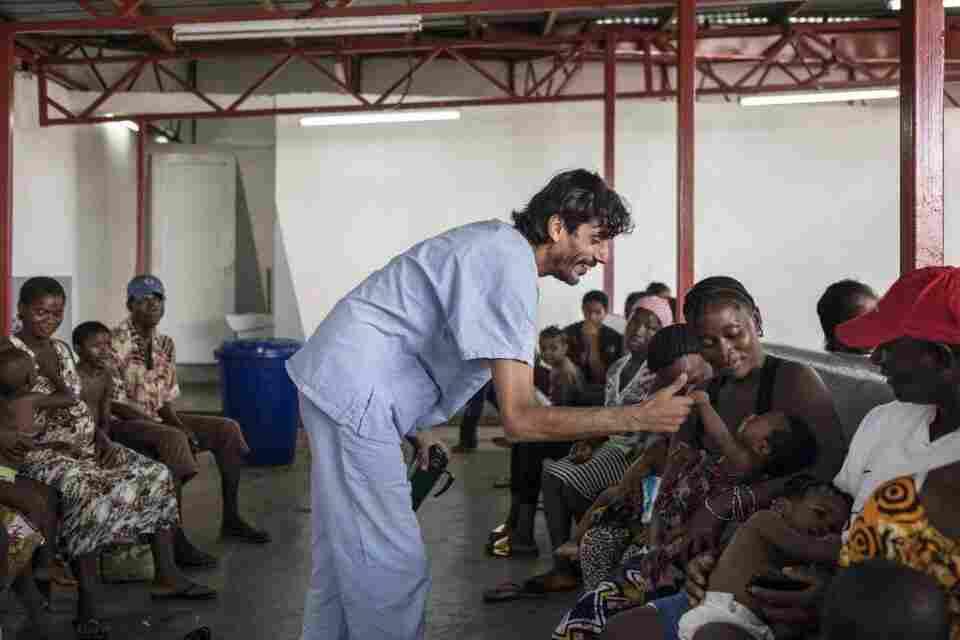 Pierpaolo: il giovane medico di Petralia che si trova in Afghanistan