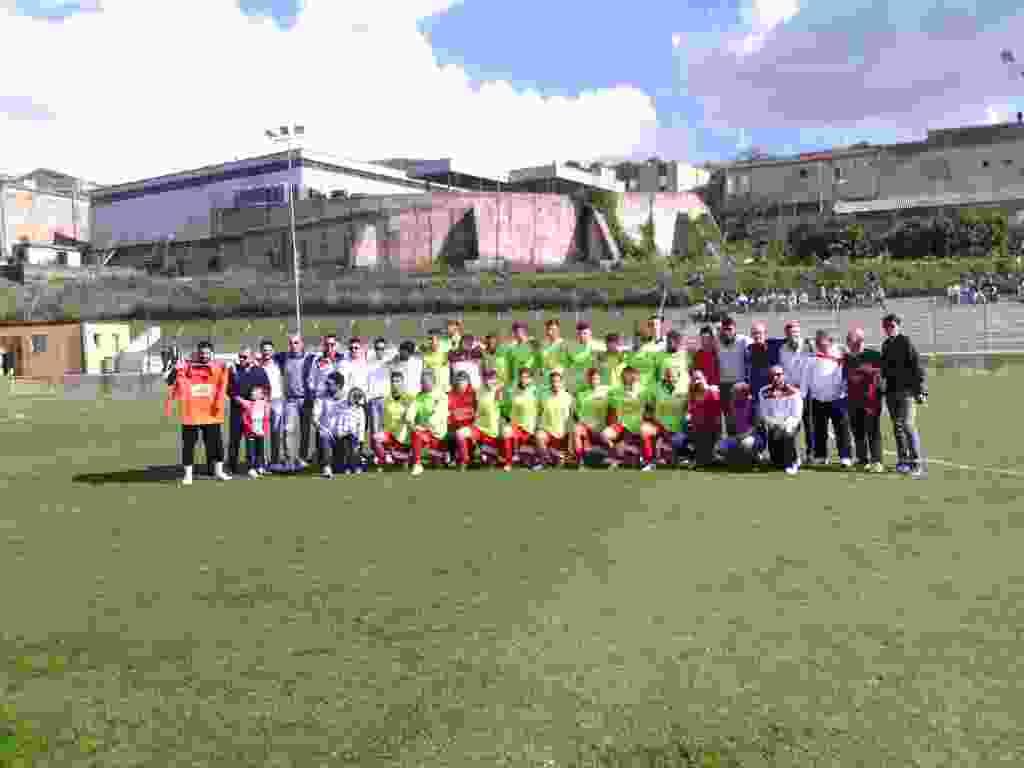 Campionato di 1^ Categoria - Girone B - VALLEDOLMO  2 - REAL SUTTANO 3