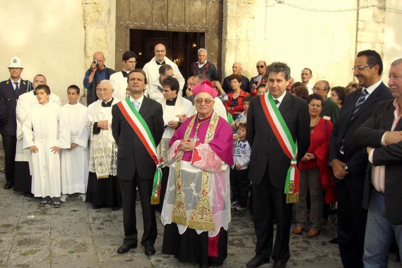 """Polizzi Generosa : 689^ edizione della """" Fera di San Gandolfo"""""""
