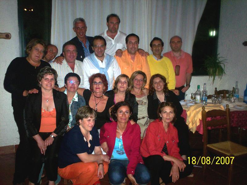 Alia, studenti insieme dopo 35 anni