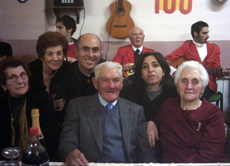 Alia. Festa per i 100 anni dello