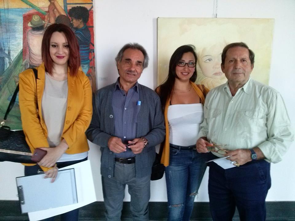 """GHUMBERT DI CATTOLICA Presidente della giuria dell` """"XI Memorial Mariano Ventimiglia"""","""