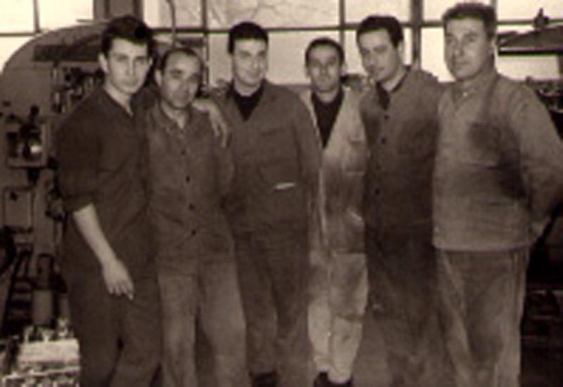 Aliesi, alfieri di Italianità nella Germania degli anni �60