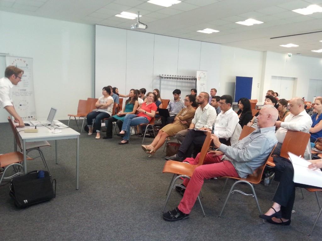 GERACI SICULO, DELEGAZIONE A BREMA PER INCONTRO INTERNAZIONALE