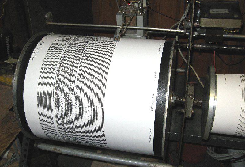 Tremano le Madonie : scossa di terremoto di magnitudo 3.1. Nessun danno a persone o cose