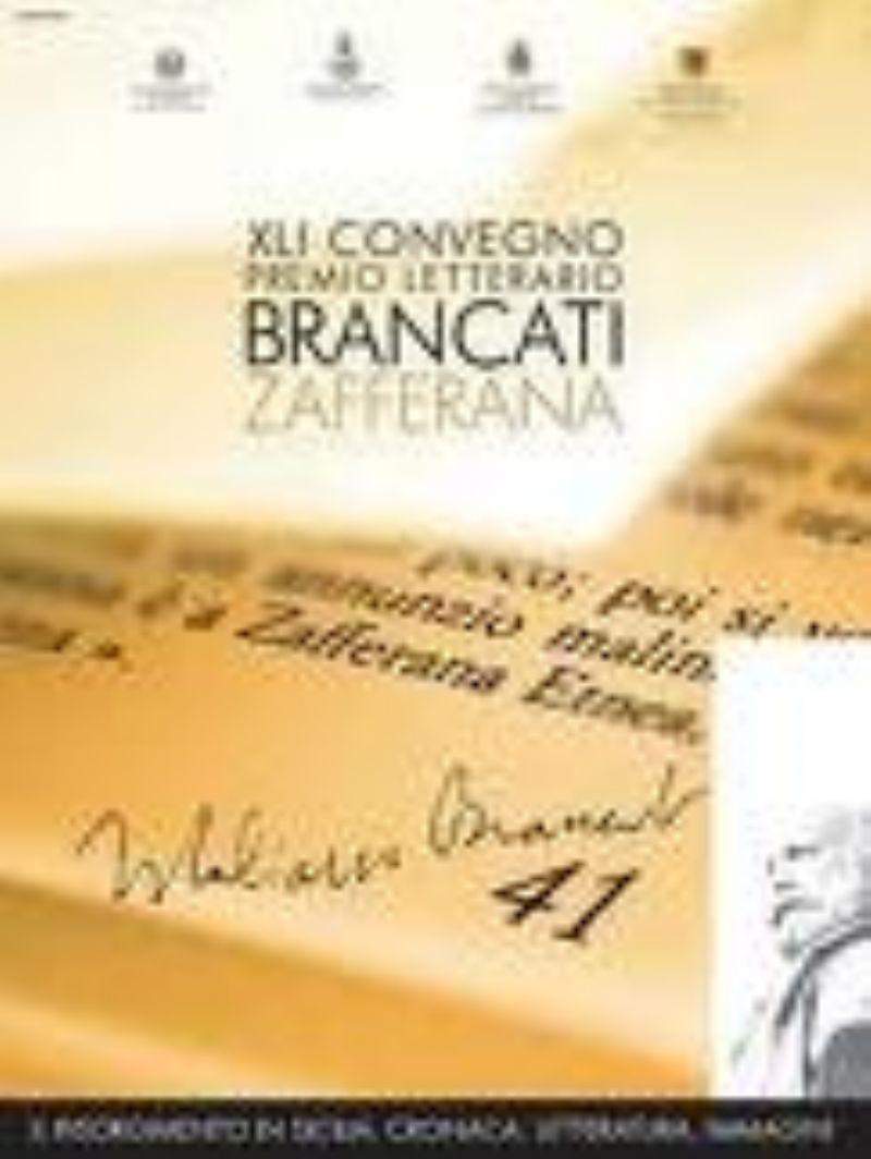 ZAFFERANA ETNEA (CT) - Il 06/09/2011 si riunisce presso la palazzina Liberty la giuria per l`attribuzione dello storico Premio letterario Brancati