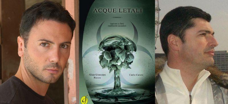 Alia (PA) - Carlo Carere e Gian Giuseppe Ruzzu presentano il libro