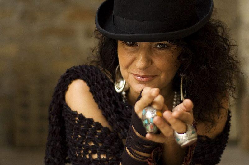UCRIA (ME) -  Aida Satta Flores in concerto