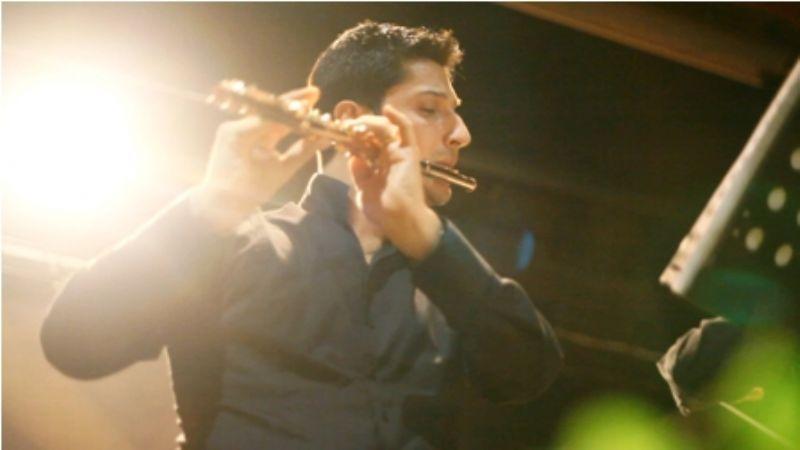 �SUONI D�AUTUNNO� al feltrinelli point Messina con il flauto di Alessandro Carere e Stella Ala Luce Pontoriero al pianoforte