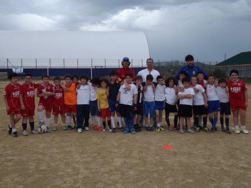 Alia Calcio 2013 - Valledolmo