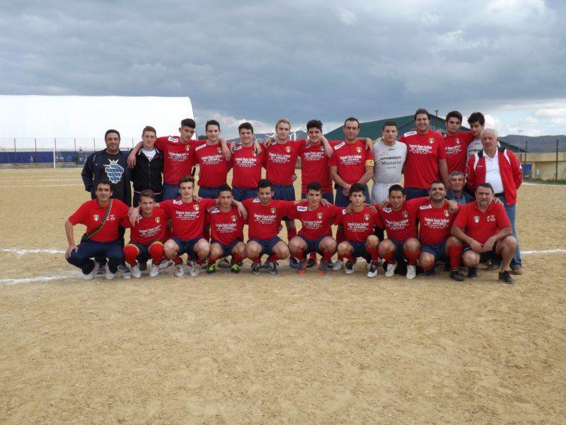 Alia calcio 2013 - Uniti per lo Sport (U.S.D. Pro Alia e A.S.Alia)