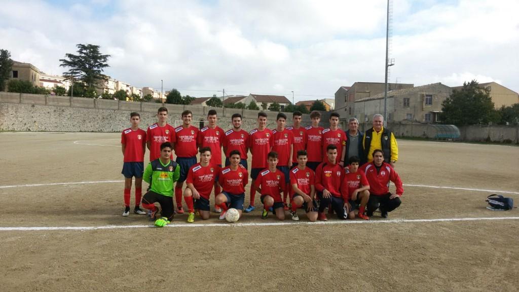 Campionato provinciale allievi : Lercara-Pro Alia