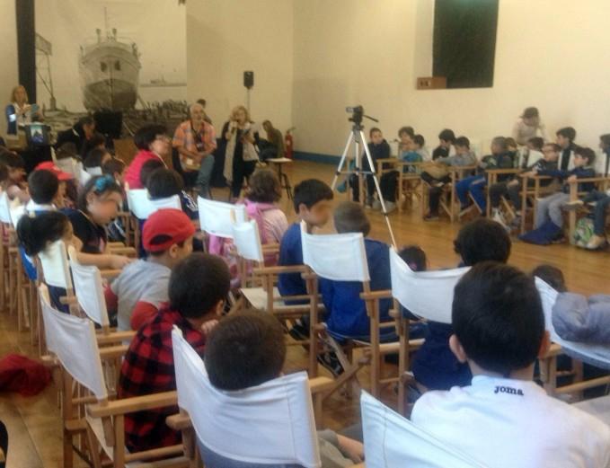 PALERMO - Giornata Mondiale del Libro.  La Soprintendenza del Mare con Save The Children per parlare di migrazioni