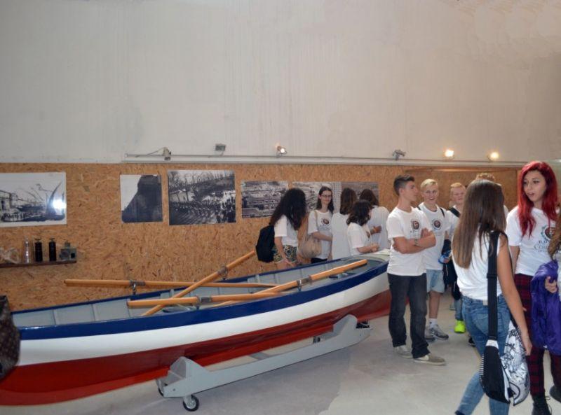 All�Arsenale della Marina Regia la Scuola incontra il mare