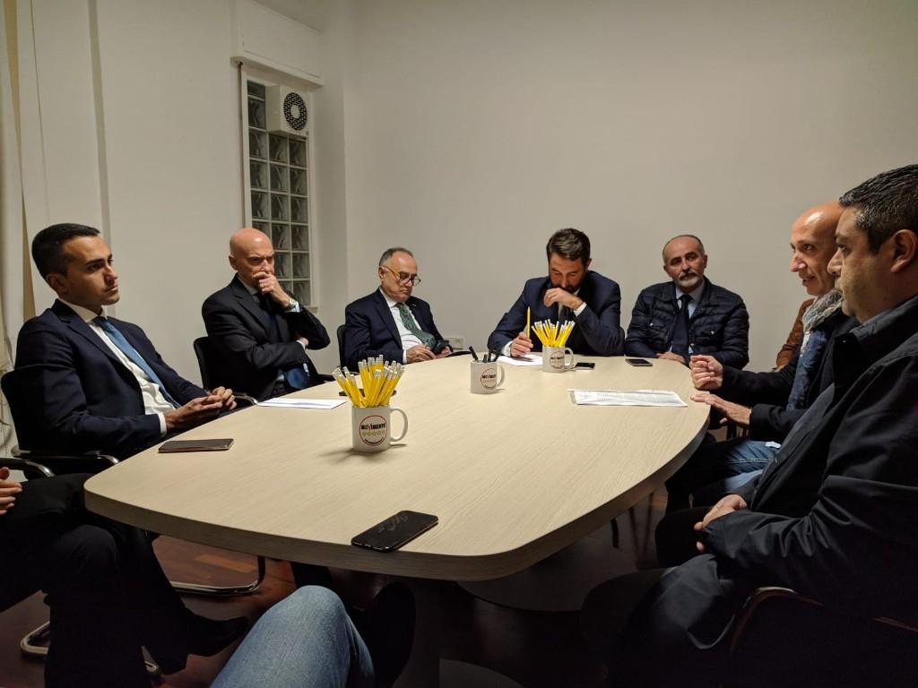 Stabilizzazione Asu: Ale Ugl Sicilia, incontro positivo con ministro Di Maio