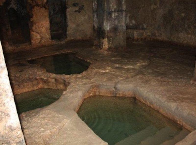 Corso di cultura e storia dell arte ebraica visita guidata a siracusa modica e scicli - Bagno ebraico siracusa ...