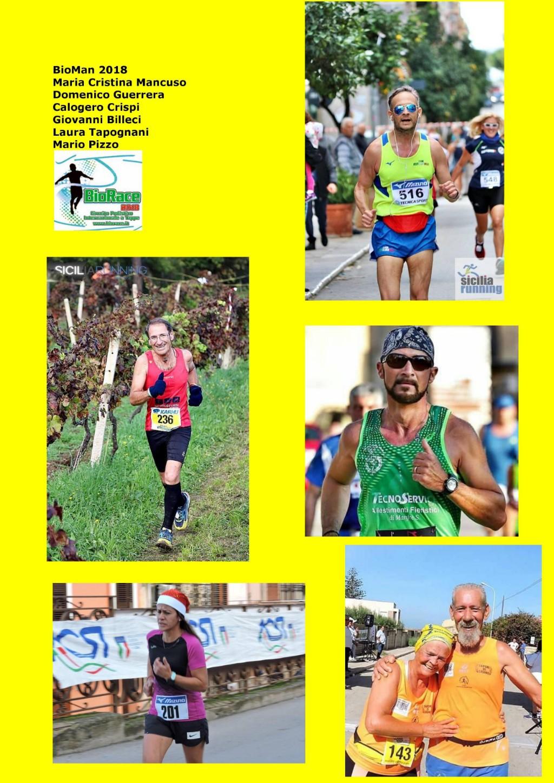 Podismo: Classifica finale Campionato BioRace Trofeo ECP Pegaso Abacus/Per…Correre 2018 ecco i nomi dei premiati.
