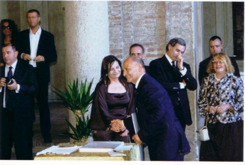 Alia:Mario Giuseppe Di Pasquale entra a far parte dei Cavalieri della Repubblica.