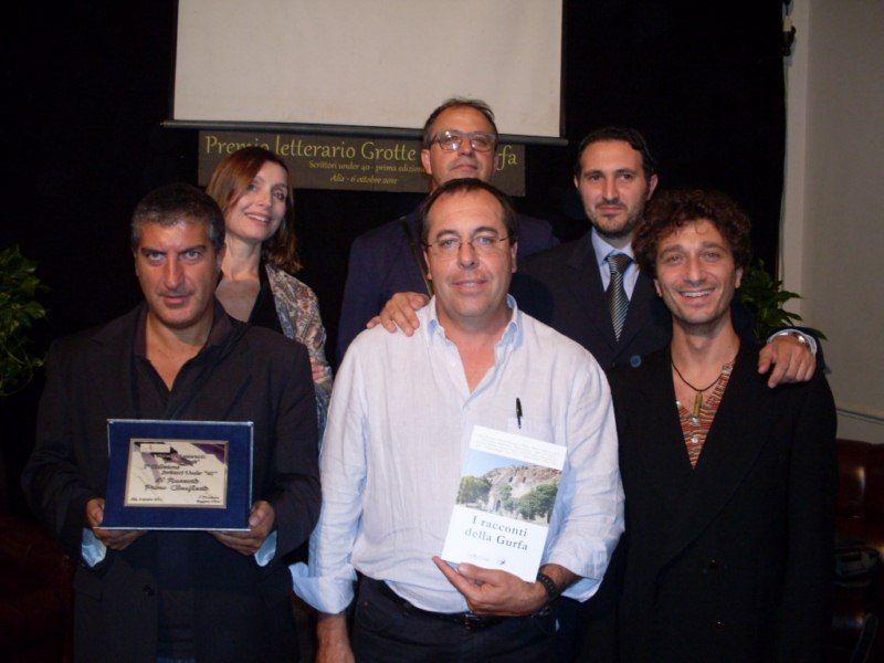 Alia (PA) _ Premio letterario Grotte della Gurfa - Giorgio Sangati è il vincitore