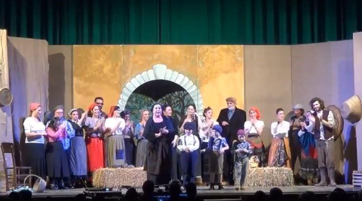 �Liol�� entusiasma il pubblico del Festival bagherese del teatro dialettale. Ora tocca a �L�estinzione del maschio siculo�,